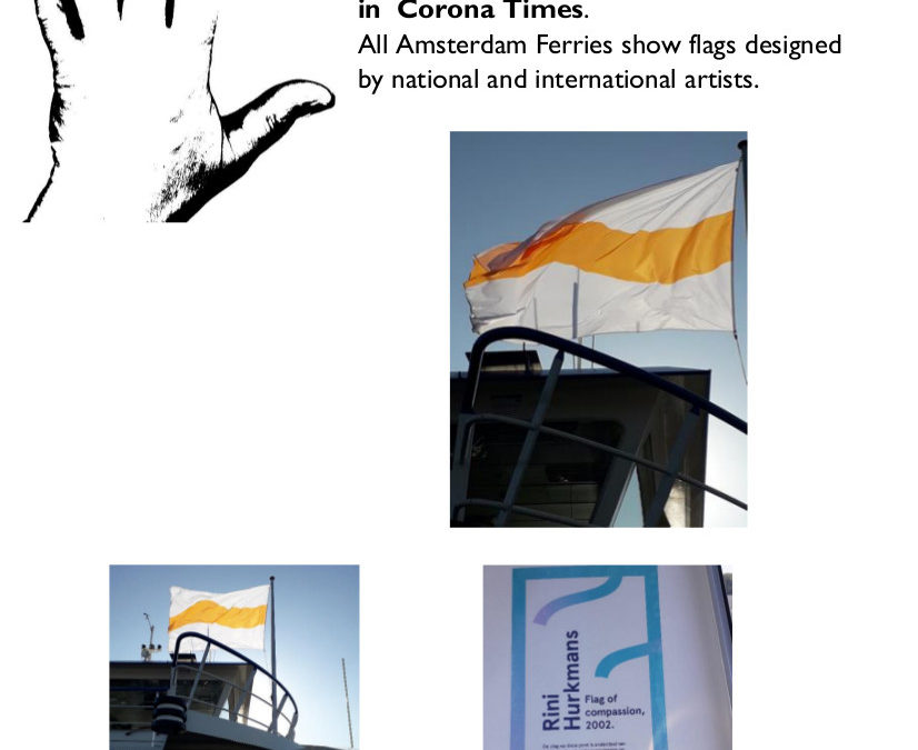 Letter of Vulnerability and Resilience Art 1, The Amsterdam Ferry Festival